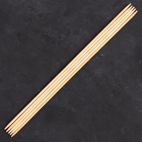 Addi Bambus 2,5mm 20cm Bambu Çorap Şişi - 501-7