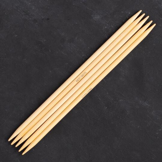 Addi Bambus 5mm 20cm Bambu Çorap Şişi - 501-7