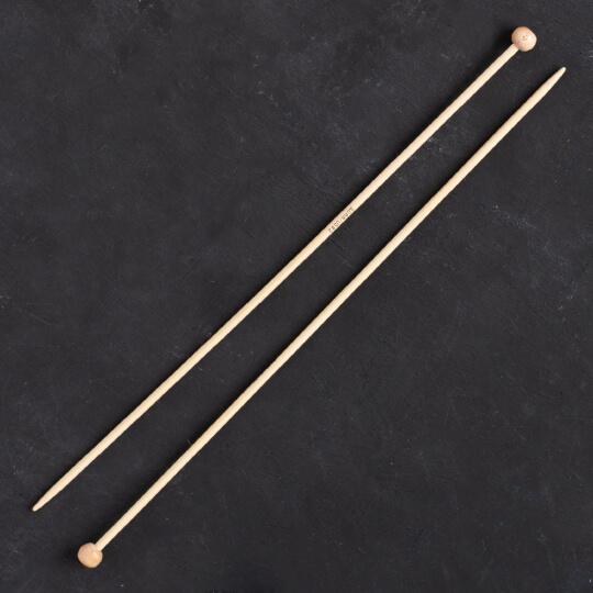 Addi Premium 3mm 25cm Bambu Örgü Şişi - 5007025-030000