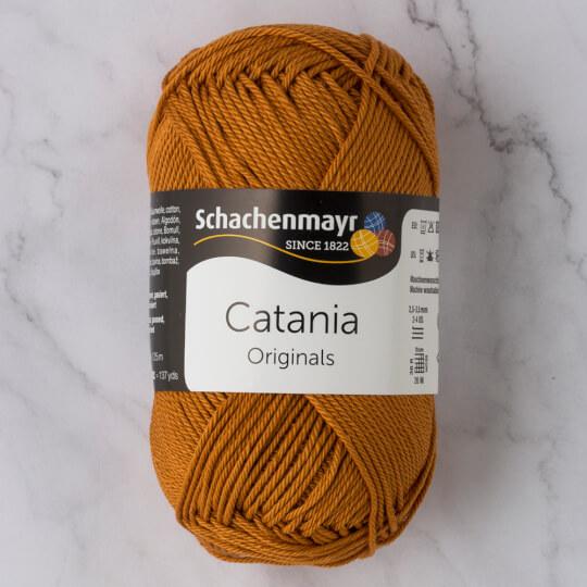 CATANIA von Schachenmayr 00281 125 m Wolle ORANGE - 50 g // ca