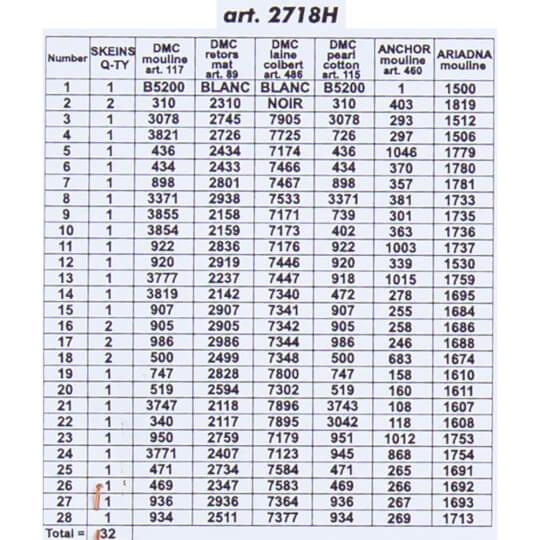 ORCHİDEA 24 x 30 cm Su Değirmeni Baskılı Goblen 2718H