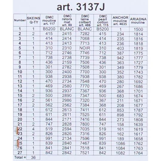 ORCHİDEA 30 x 40 cm  Uçurumdaki İki Geyik Baskılı Goblen 3137J