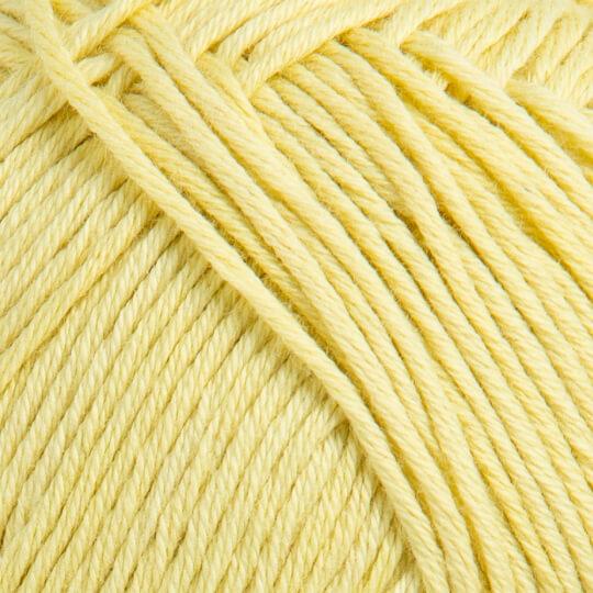 Etrofil Organic Cotton 50gr Sarı El Örgü İpi - EB007