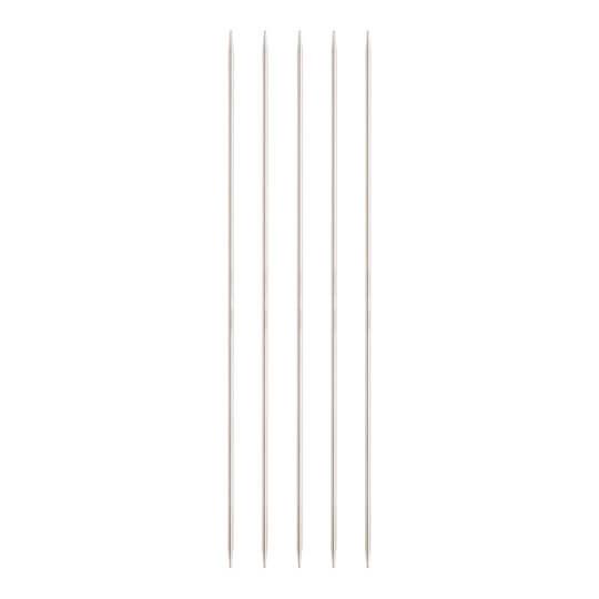 ChiaoGoo 5'li 2,00 Mm 20 Cm Paslanmaz Çelik Çorap Şişi - 6008-0