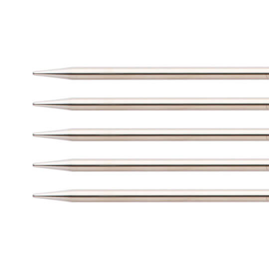 ChiaoGoo 5'li 6,00 Mm 20 Cm Paslanmaz Çelik Çorap Şişi - 6008-10