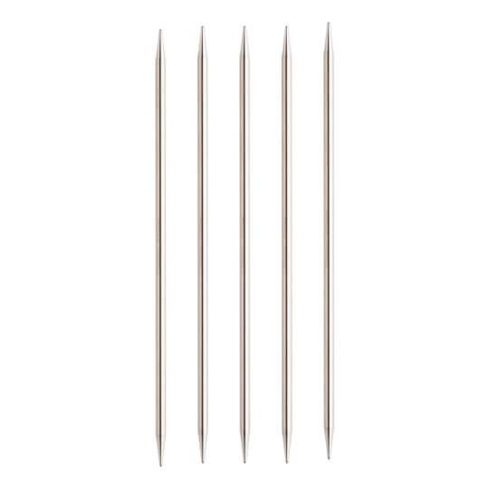 ChiaoGoo 5'li 8,00 Mm 20 Cm Paslanmaz Çelik Çorap Şişi - 6008-11