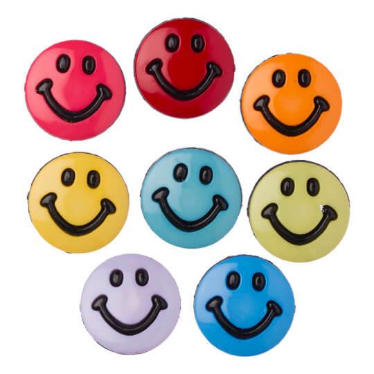 Buttons & Galore Gülen Yüz Dekoratif Düğme - 4200