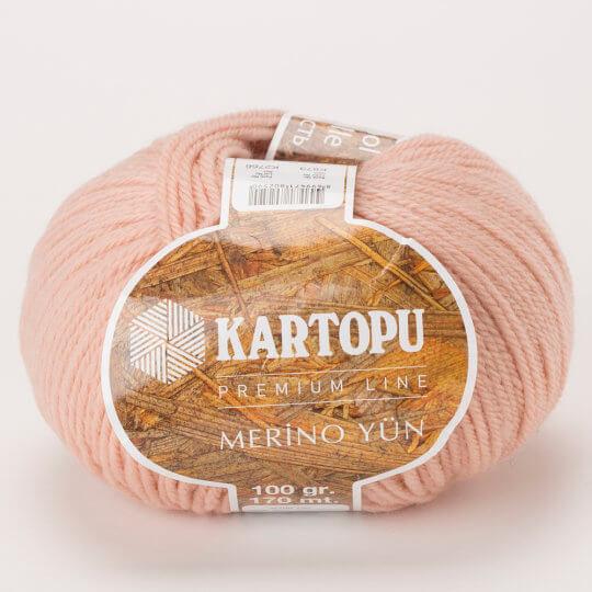 Kartopu Merino Somon Rengi El Örgü İpi - K873