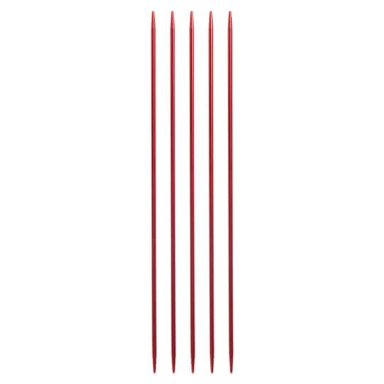 Kartopu 2,5 mm 20 cm Kırmızı Metal Çorap Şişi
