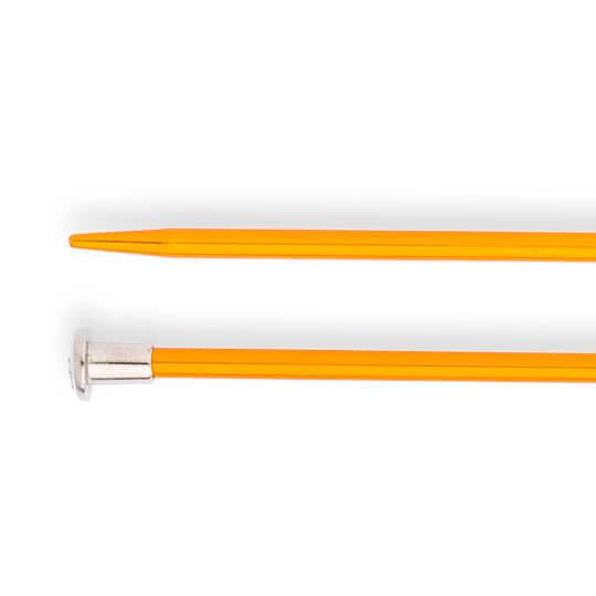 Kartopu 3,5 mm 35 cm Sarı Metal Örgü Şişi