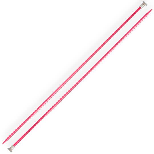 Kartopu 3 mm 25 cm Kırmızı Metal Çocuk Şişi