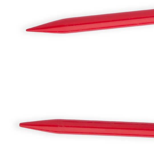 Kartopu 4 mm 100 cm Kırmızı Misinalı Şiş