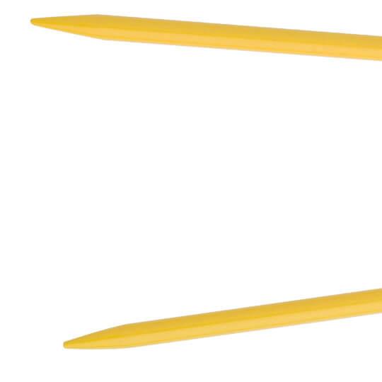 Kartopu 3,5 mm 100 cm Sarı Misinalı Şiş