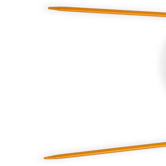 Kartopu 2,5 mm 100 cm Sarı Misinalı Şiş