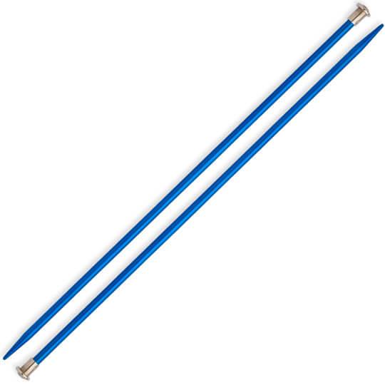 Kartopu 4 mm 25 cm Mavi Metal Çocuk Şişi