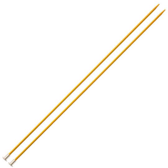 Kartopu 2,5 mm 25 cm Sarı Metal Çocuk Şişi - K003.1.0007XXX2.5