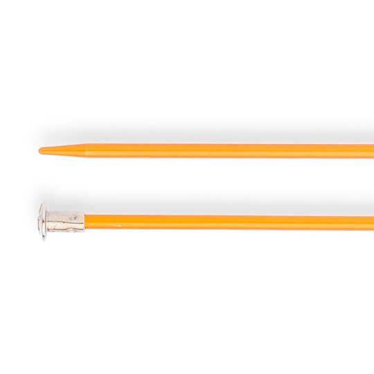 Kartopu 2,5 mm 35 cm Sarı Metal Örgü Şişi