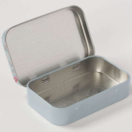 Kartopu Metal Dikiş İpliği Kutusu