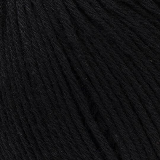 La Mia Cottony Siyah Bebek El Örgü İpi - P21