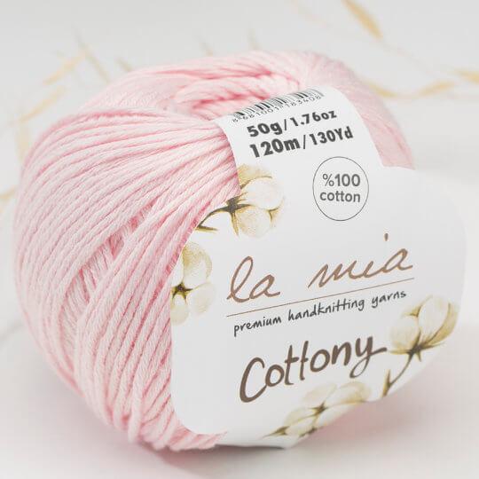La Mia Cottony Pembe Bebek El Örgü İpi - P13-L013