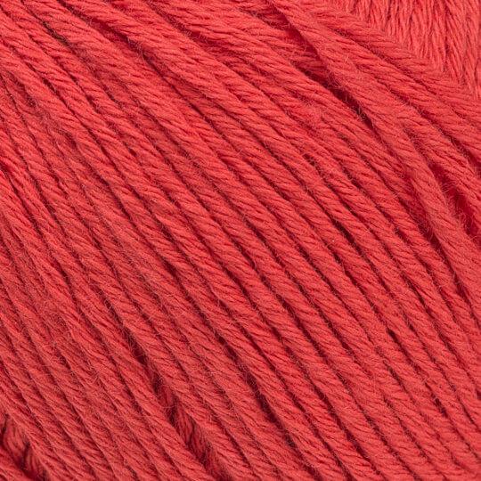 La Mia Cottony Kırmızı Bebek El Örgü İpi - P11-L011