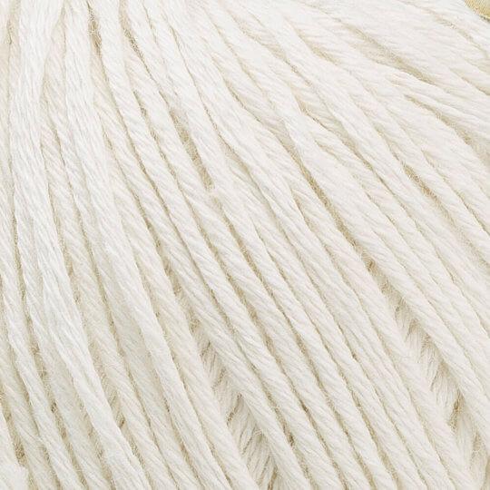 La Mia Cottony Kırık Beyaz Bebek El Örgü İpi - P3-L003