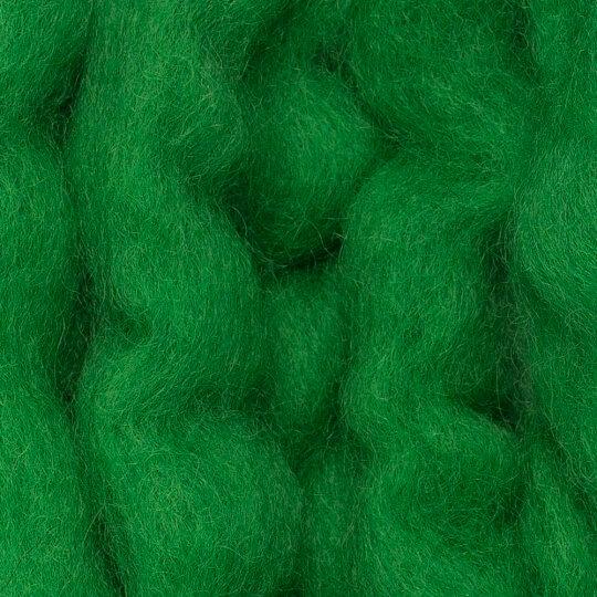 Gazzal Felt Wool Yeşil Yün Keçe - 6121