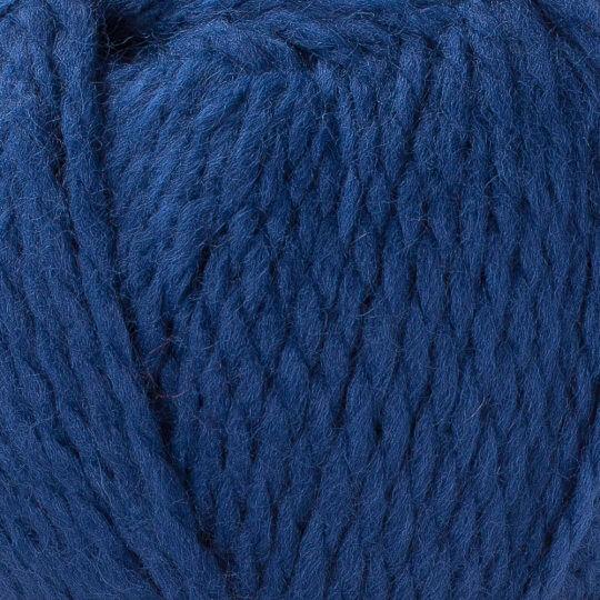 Kartopu Melange Wool Mavi El Örgü İpi - K5016