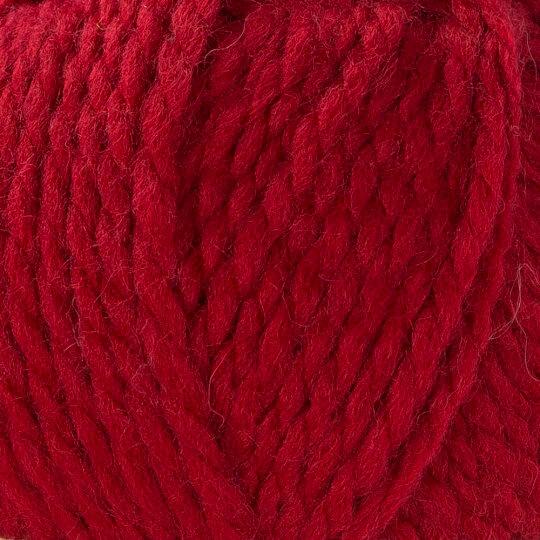 Kartopu Melange Wool Kırmızı El Örgü İpi - K2117