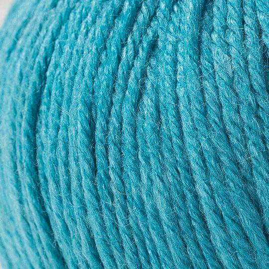 Gazzal Silk&Cashmere Mavi El Örgü İpi - 454