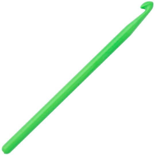 Kartopu 7 mm Yeşil Plastik Yün Tığ