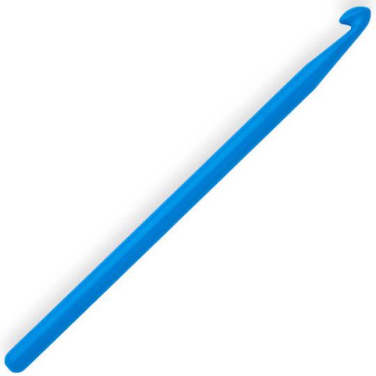 Kartopu 9 mm Mavi Plastik Yün Tığ