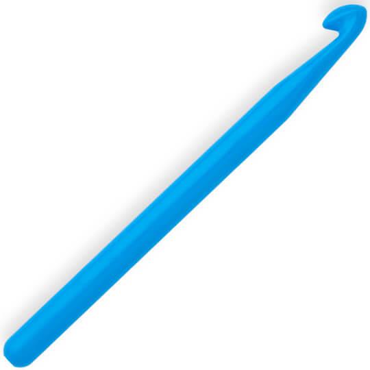 Kartopu 10 mm Mavi Plastik Yün Tığ