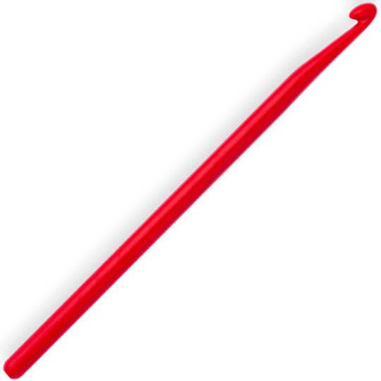 Kartopu 6 mm Kırmızı Plastik Yün Tığ