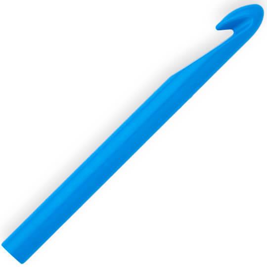 Kartopu 15 mm Mavi Plastik Yün Tığ