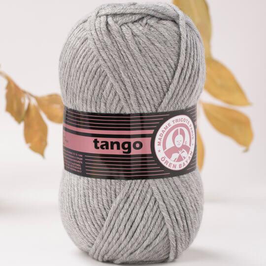 Örenbayan Tango/Tanja Gri El Örgü İpi - 7-1771