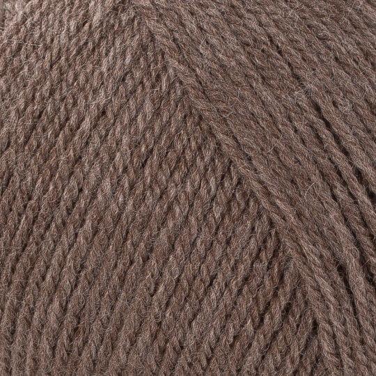 Örenbayan Star Kahverengi El Örgü İpi - 14-1754