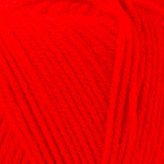 Örenbayan Star Kırmızı El Örgü İpi - 32-1754