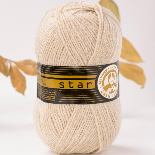 Örenbayan Star Bej El Örgü İpi - 78-1754