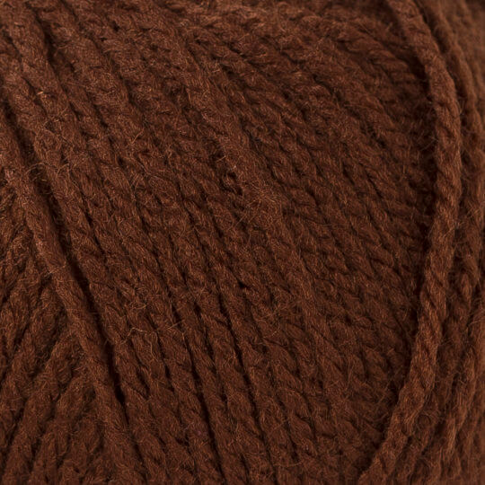 Örenbayan Favori Koyu Kahverengi El Örgü İpi - 83-1768