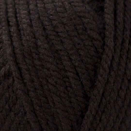 Örenbayan Atlas Siyah El Örgü İpi - 999-1769