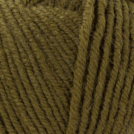 Örenbayan Merino Gold 200 Yeşil El Örgü İpi - 77-1842