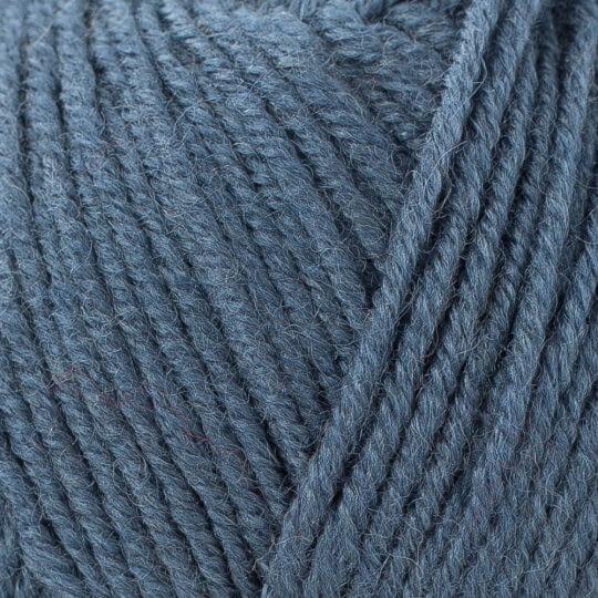 Örenbayan Merino Gold 200 Mavi El Örgü İpi - 18-1842