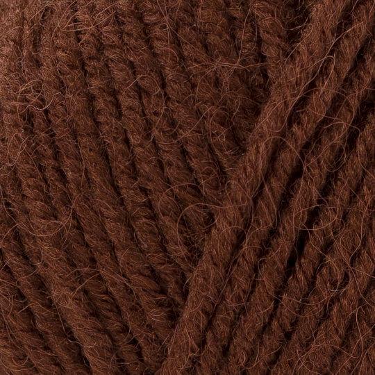 Örenbayan Alpaca Gold Kahverengi El Örgü İpi - 83-1841