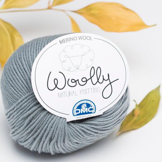 DMC Woolly Füme Merino Bebek Yünü - 122