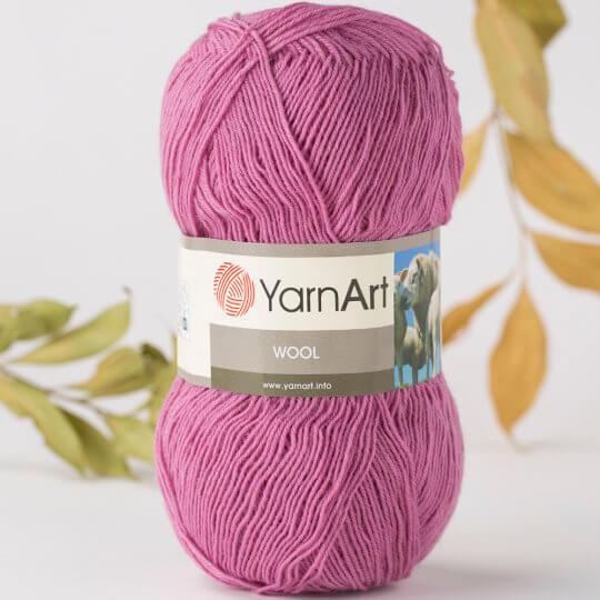 Yarnart Wool Lila El Örgü İpi - 3017