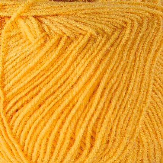 Yarnart Wool Sarı El Örgü İpi - 9680