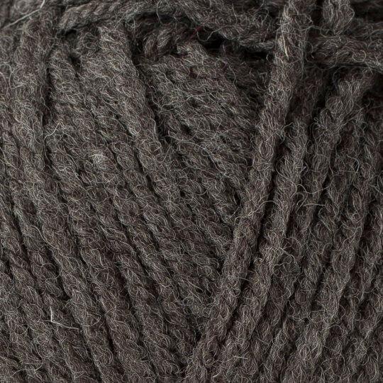 Yarnart Shetland Chunky Gri El Örgü İpi - 631