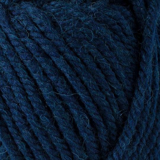 Yarnart Shetland Chunky Lacivert  El Örgü İpi - 633