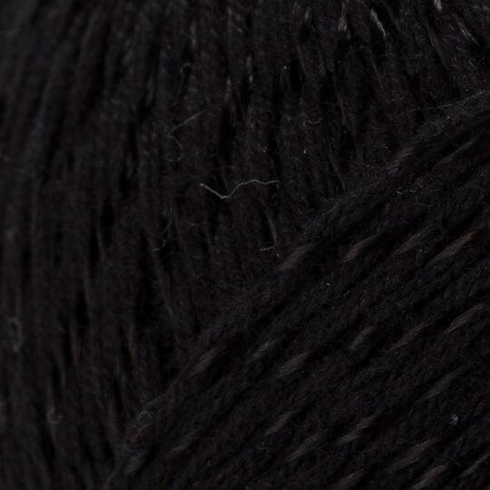 Yarnart Summer Siyah El Örgü İpi - 17